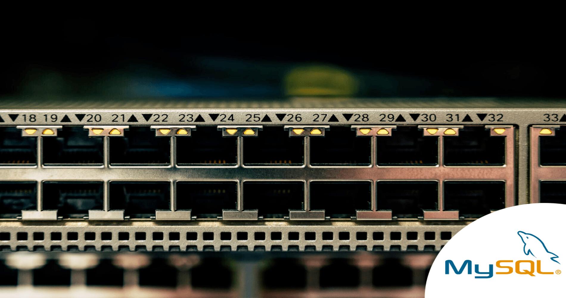 MySQL Cluster-background image