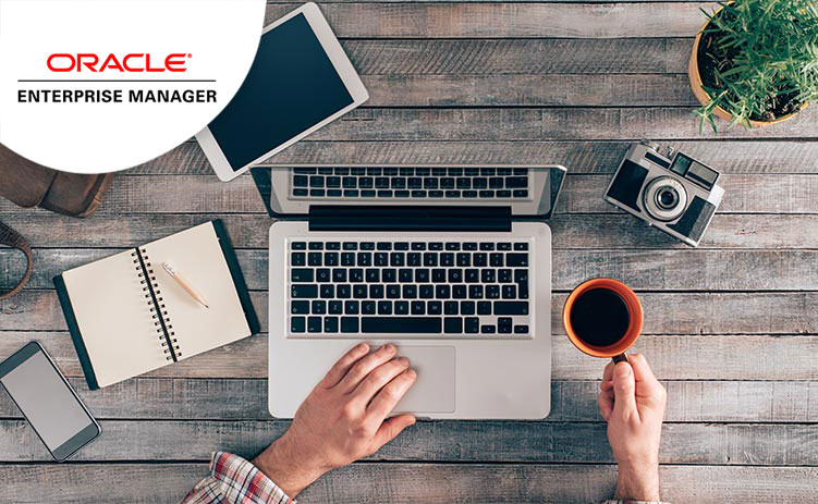 Oracle Enterprise Manager Cloud Control 12c: Install & Upgrade-background image